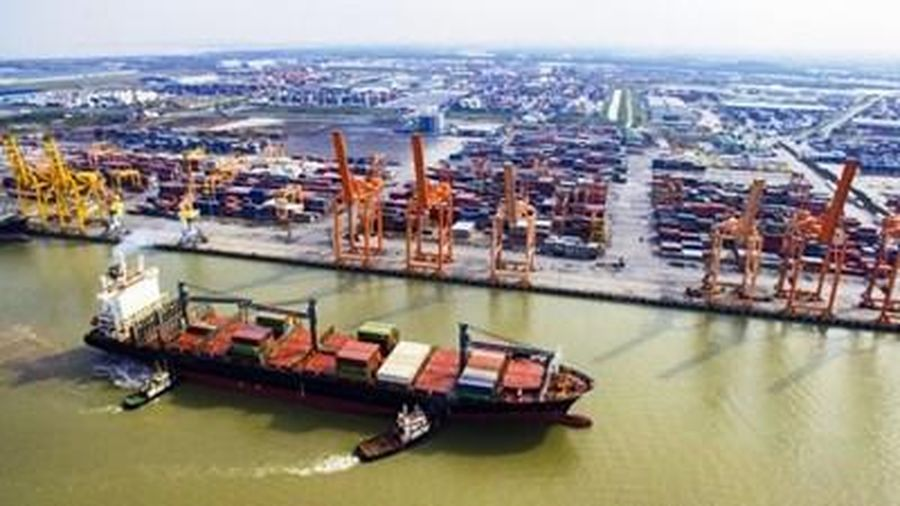 Sẽ xây dựng 2 bến container tại Khu bến cảng Lạch Huyện, Hải Phòng