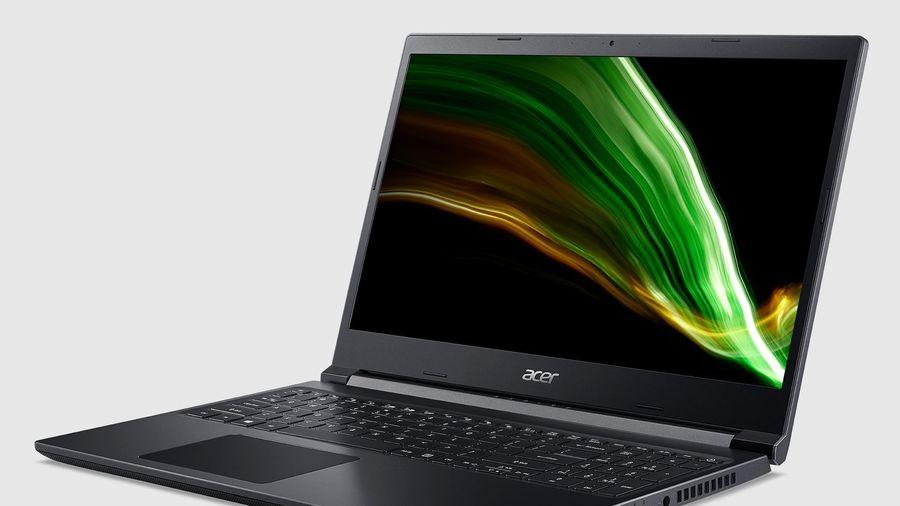 Hai mẫu laptop dùng GTX 1650 tầm giá 20 triệu của Acer
