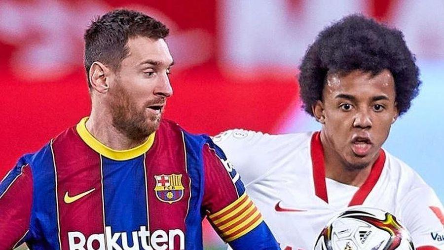 Messi trả đũa đối thủ Sevilla