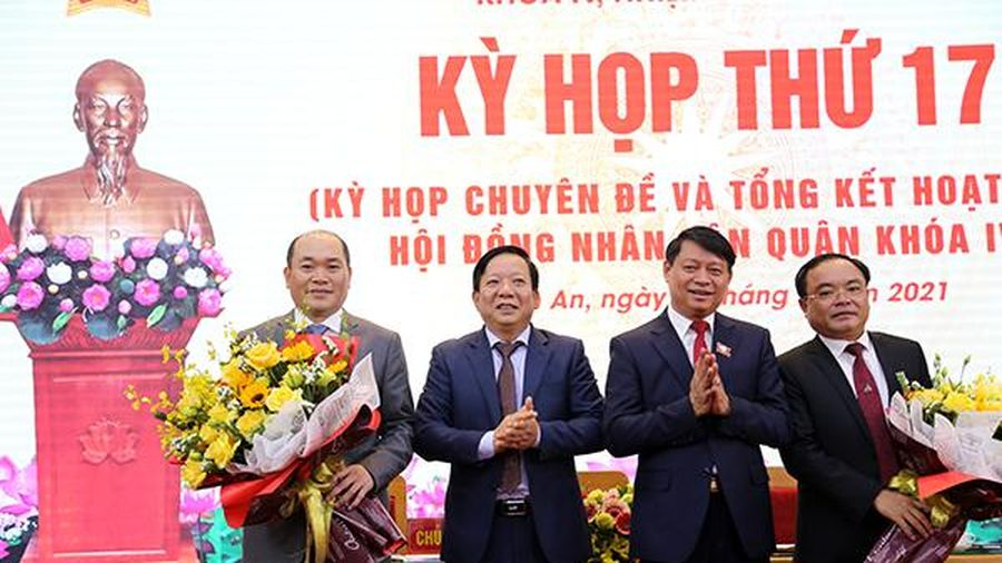 Quận Kiến An, huyện An Dương, Hải Phòng có chủ tịch mới