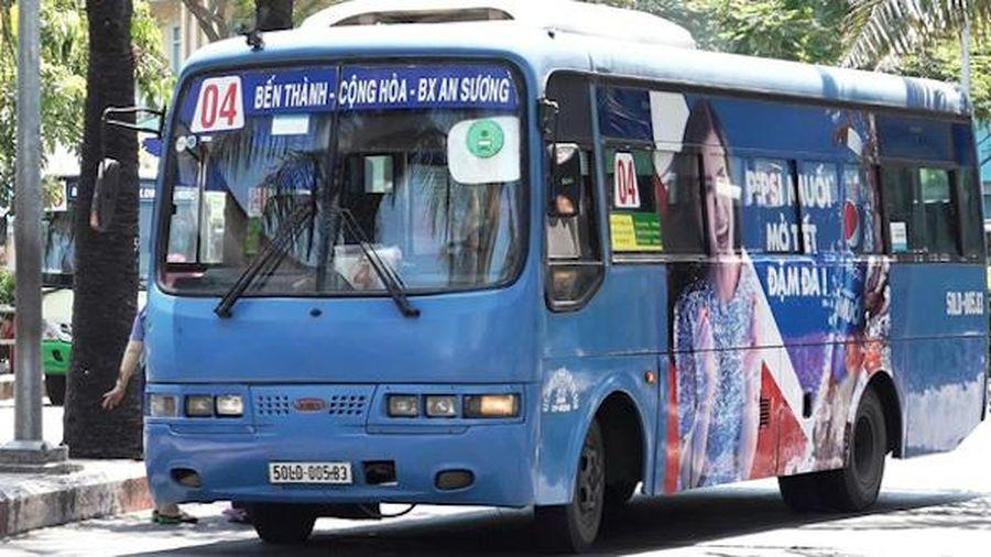 TP Hồ Chí Minh: Đề xuất tạm dừng đề án quảng cáo trên thân xe buýt vì 'ế ẩm'