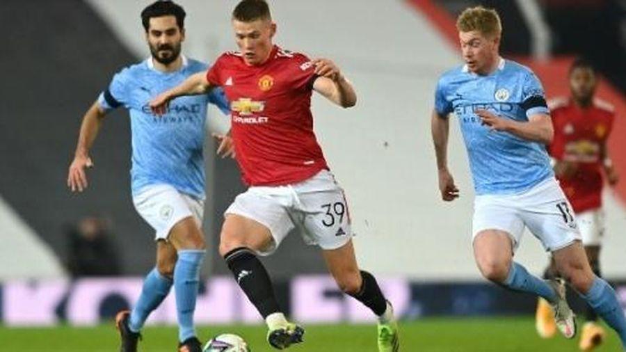 Man City vs Man United: Không còn là cuộc đua vô địch?