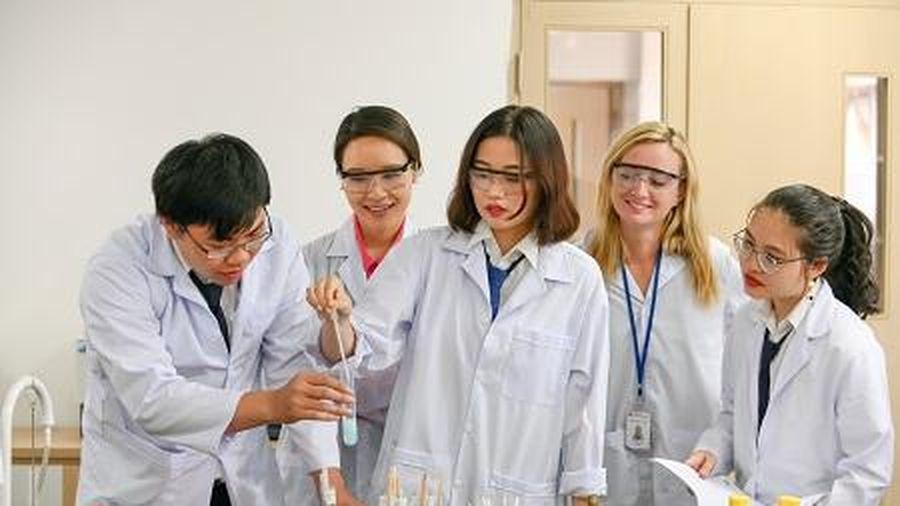 NHG triển khai chương trình nhận bằng Tú tài Mỹ-học tại Việt Nam