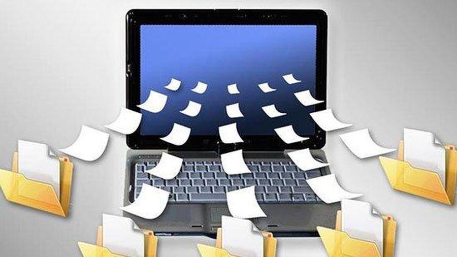 Quản lý, vận hành, khai thác hiệu quả Trục liên thông văn bản quốc gia