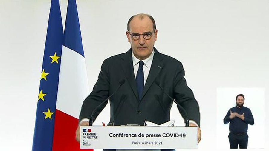 Pháp dự kiến tiêm vaccine cho 20 triệu người vào giữa tháng 5