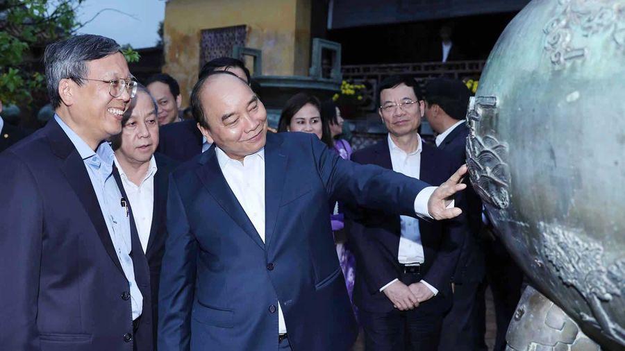 Xây dựng cơ chế, chính sách đặc thù để Thừa Thiên-Huế trở thành thành phố trực thuộc Trung ương
