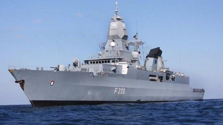 Mỹ hoan nghênh kế hoạch đi qua Biển Đông của tàu chiến Đức