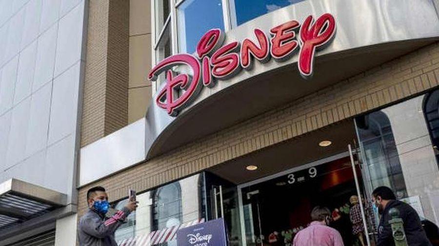Disney đóng cửa ít nhất 20% cửa hàng do đại dịch COVID-19