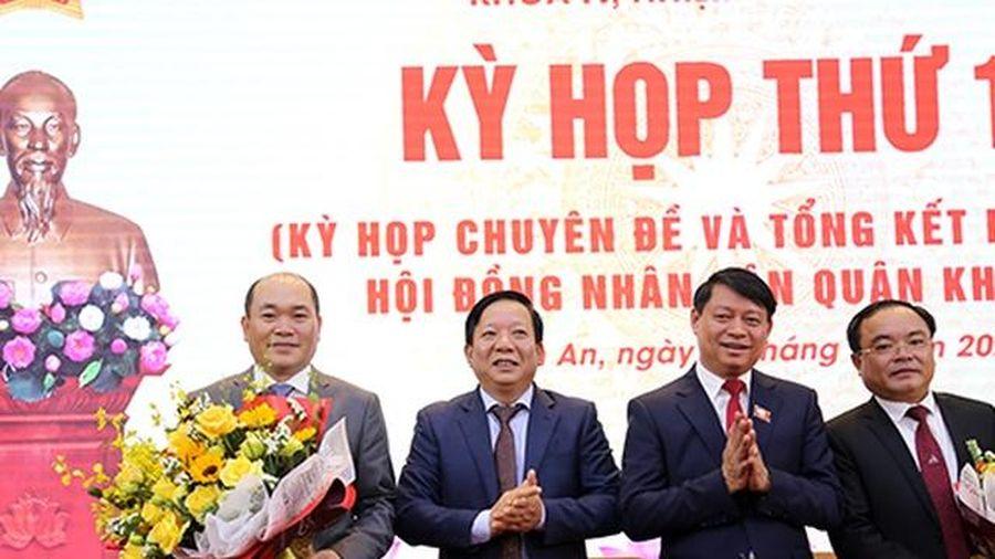 Hải Phòng: Quận Kiến An, huyện An Dương có tân chủ tịch