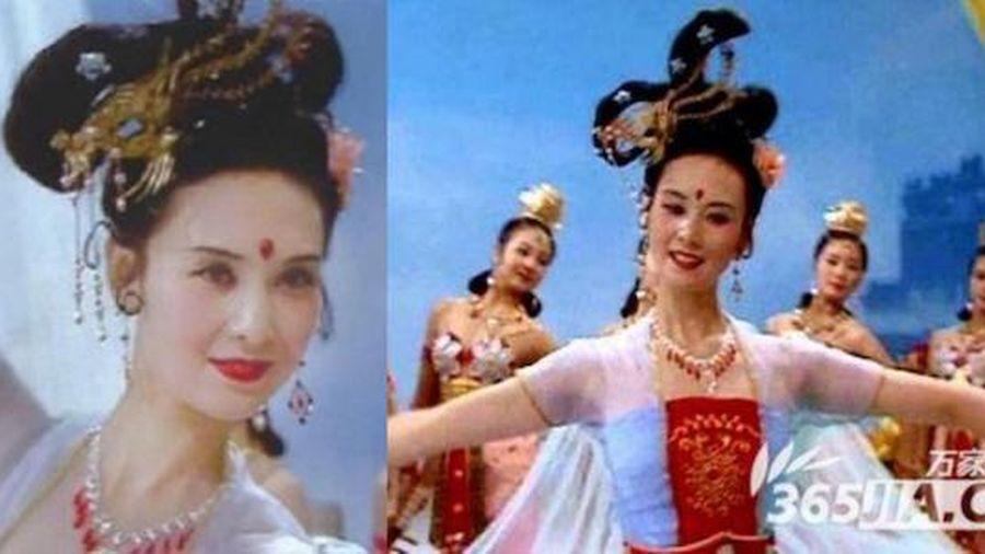 Tây Du Ký: Đóng duy nhất vai tuyệt sắc Hằng Nga, nữ diễn viên vẫn được nhắc đến sau 30 năm