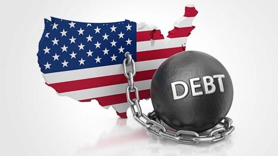 CBO: Nợ Chính phủ Mỹ sẽ lên tới 202% GDP trong 30 năm tới