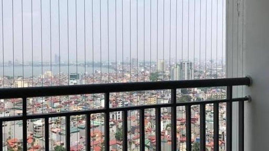Chuyện về an toàn chung cư- Bài 3: Người lớn cũng phải học kỹ năng sống ở chung cư cao tầng