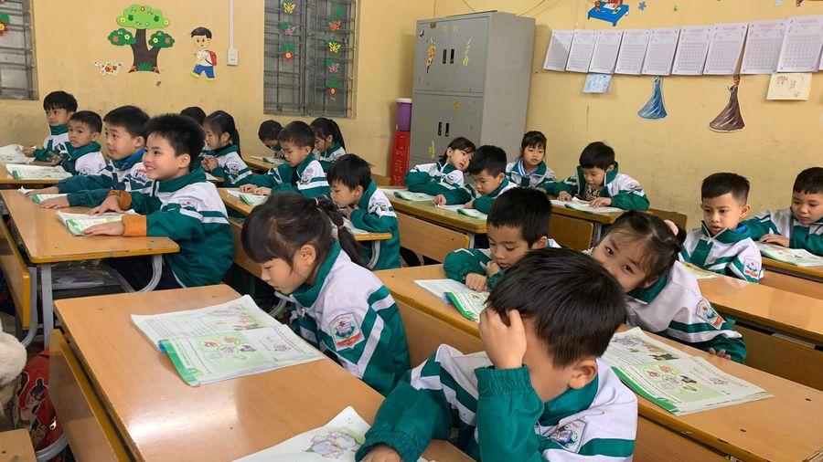 Triển khai chương trình lớp 1 khi rất nhiều giáo viên chưa đạt chuẩn