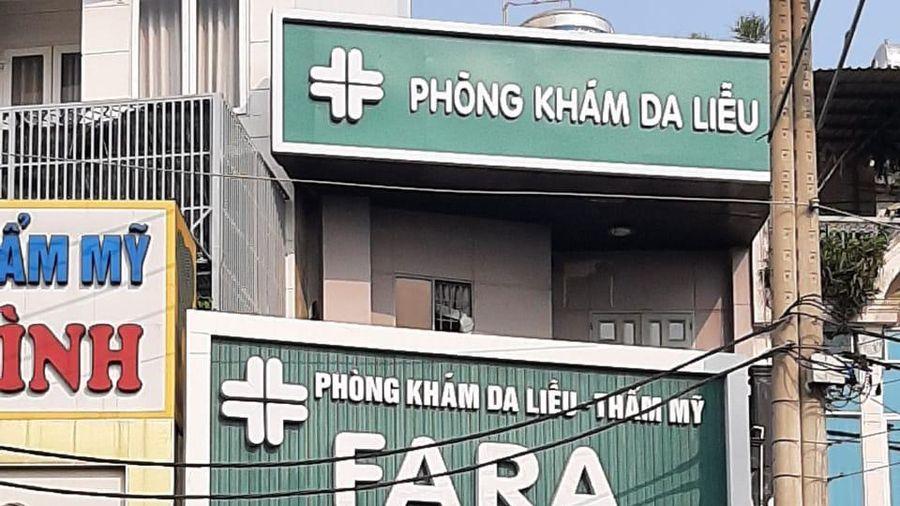 Xử phạt Phòng khám và nhà thuốc Fara – TP. HCM hoạt động không phép