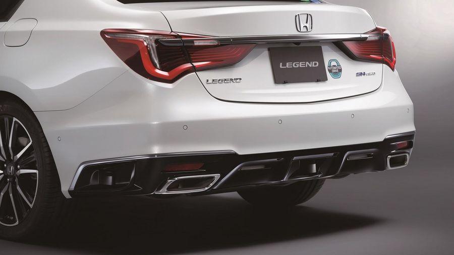Honda ra mắt ôtô tự hành được cấp phép hiện đại nhất thế giới