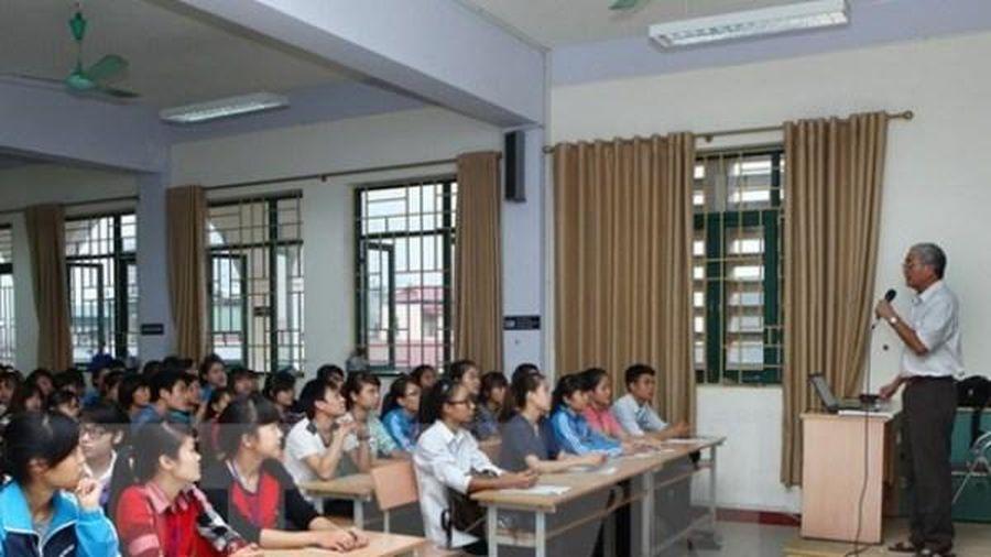 Hà Nội: Nhiều trường đại học tiếp tục học online đến hết ngày 14/3