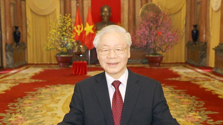 Bạn bè quốc tế tiếp tục gửi thư chúc mừng Tổng Bí thư, Chủ tịch nước