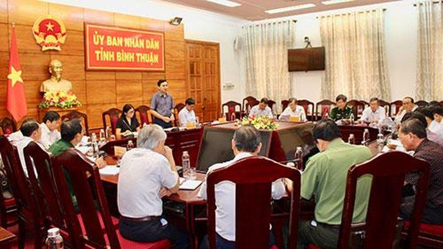 Bình Thuận triển khai công tác bầu cử đảm bảo tiến độ thời gian