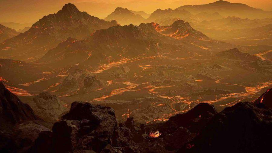 Phát hiện mới trong cuộc tìm kiếm dấu vết sự sống bên ngoài hệ Mặt Trời