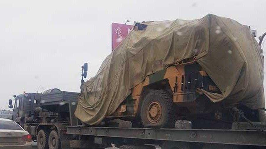 Rơi vào tay Nga ở Syria, vũ khí Thổ thành miếng mồi ngon cho toan tính
