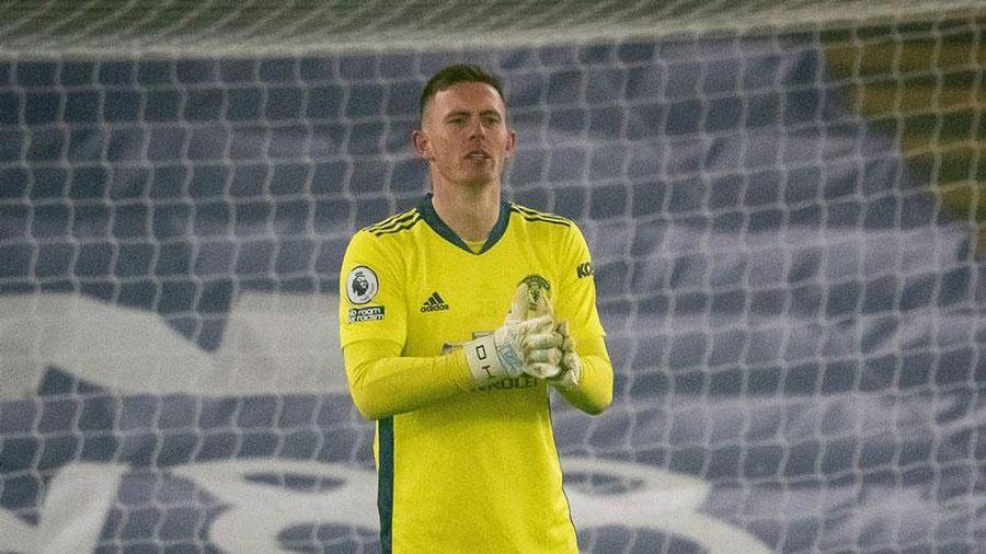Henderson có thể bắt thay De Gea đến hết tháng 3