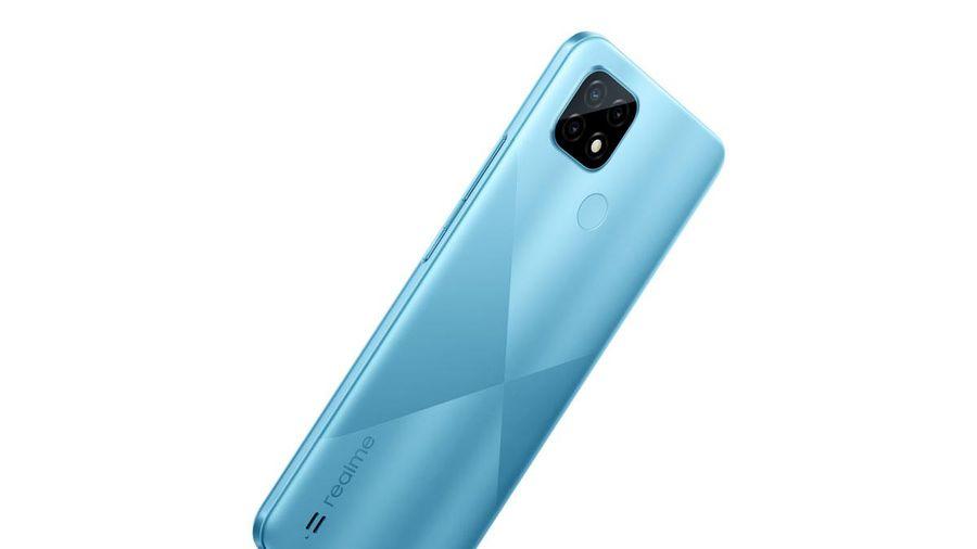 Realme giới thiệu smartphone 3 camera sau, pin 5.000 mAh, giá gần 3 triệu đồng