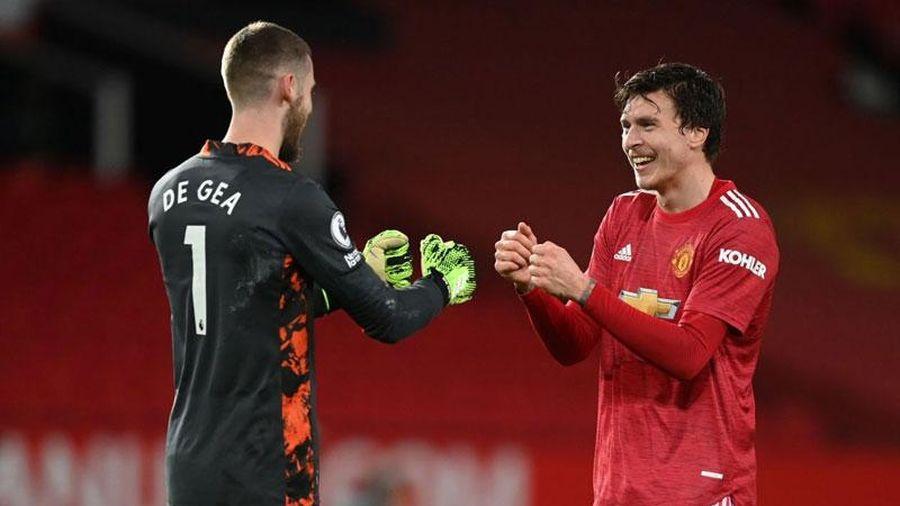 Solskjaer: 'MU có thể mất Lindelof, De Gea, Pogba và Martial ở trận gặp Man City'