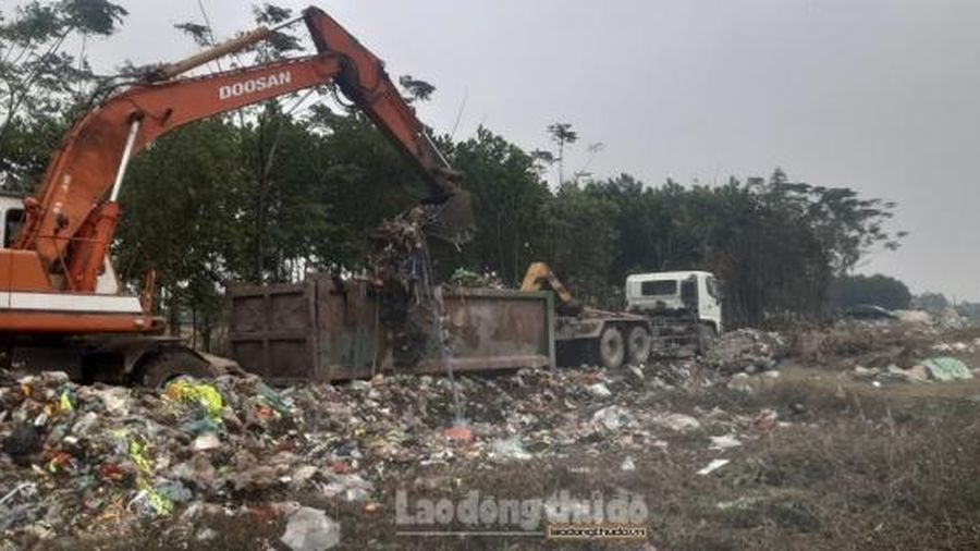 Nghi vấn tiêu cực trong thu gom xử lý rác: Tiếp tục thu thập chứng cứ, tài liệu liên quan