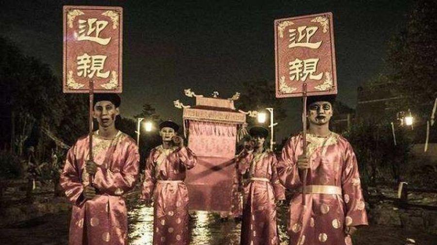 Ghê rợn 'đám cưới ma' của người Trung Quốc