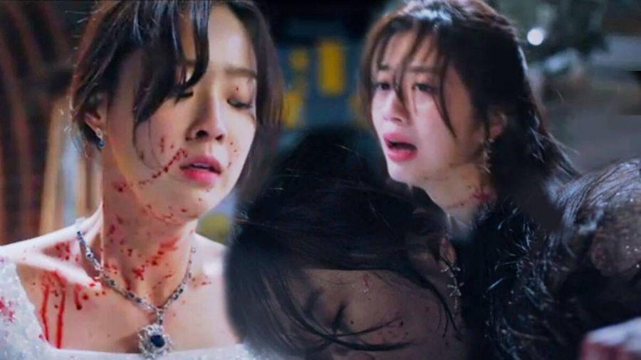 'Penthouse 2' tập 5: Ha Eun Byul thẳng tay giết Bae Rona