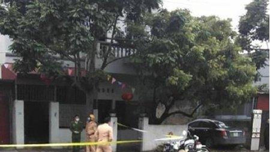 Hưng Yên: Ông ngoại dùng dao chém cháu 12 tuổi rồi nhảy lầu tự tử