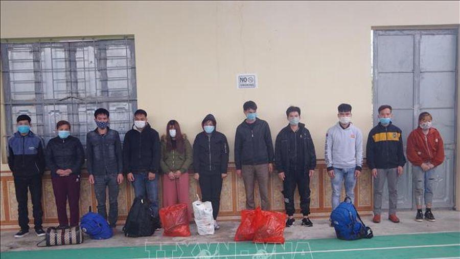 Lạng Sơn: Khởi tố vụ án tổ chức xuất cảnh trái phép