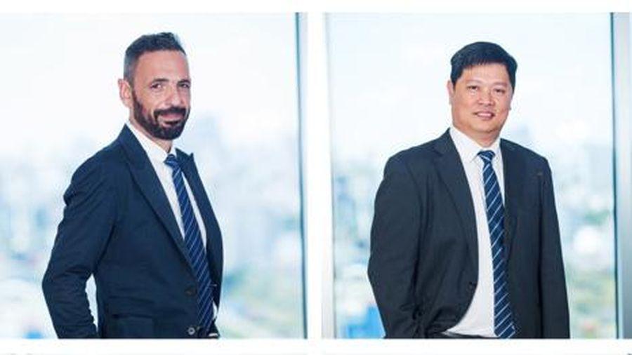 Coteccons bổ sung thêm 4 lãnh đạo cấp cao và cơ cấu lại ban điều hành