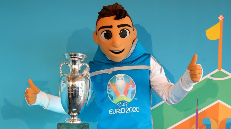 Ca khúc, trái bóng và linh vật chính thức EURO 2020