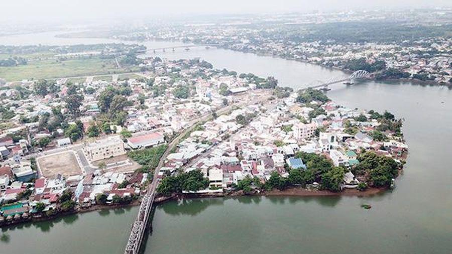 Khai thác tiềm năng 'hành lang' sông Đồng Nai
