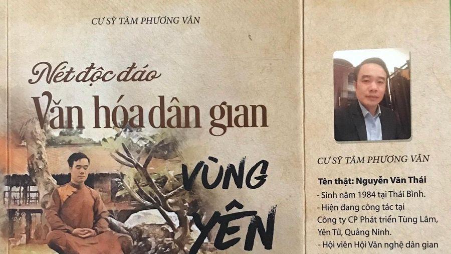 Mấy suy nghĩ từ hai cuốn sách viết về Yên Tử