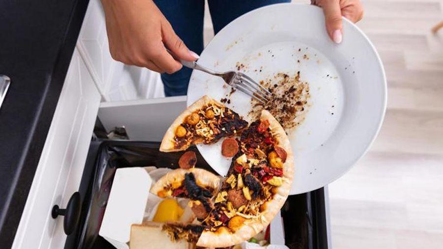 931 triệu tấn thức ăn bị vứt bỏ trong năm 2019