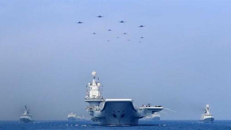 Trung Quốc tăng ngân sách quốc phòng 6,8% năm 2021