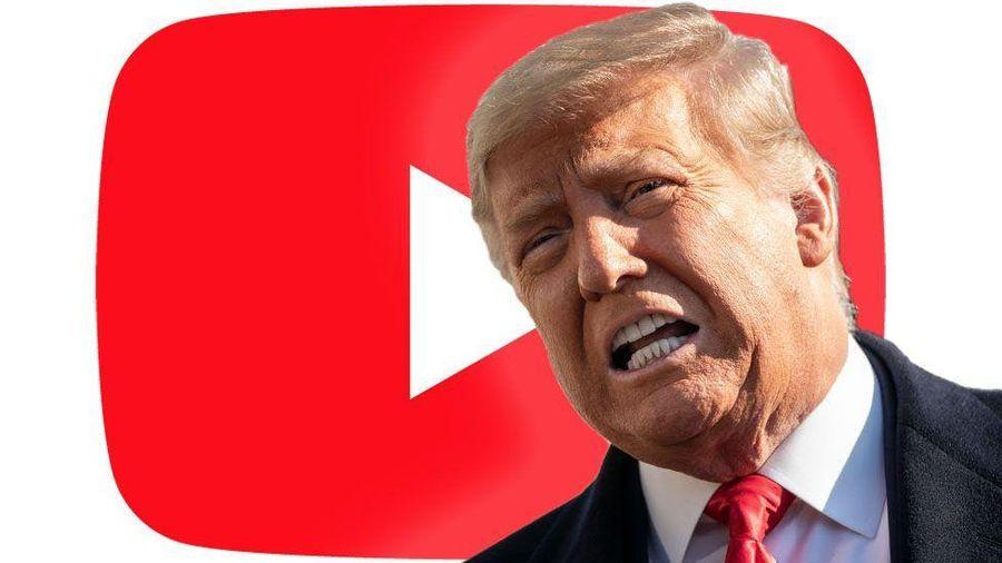 YouTube sẽ khôi phục tài khoản ông Trump