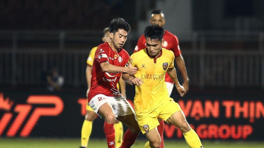 CLB TP.HCM mơ vô địch V-League với 'canh bạc' Lee Nguyễn