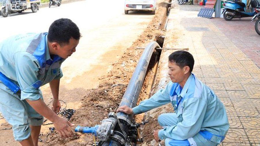 78% hộ dân khu vực nông thôn được tiếp cận nước sạch từ các hệ thống cấp nước