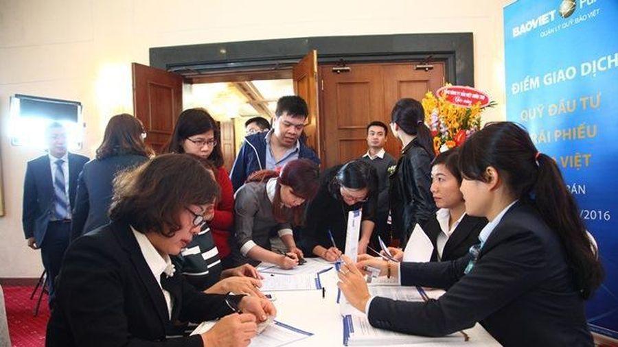 Quỹ Đầu tư trái phiếu Bảo Việt (BVBF) tăng trưởng 60% sau 5 năm