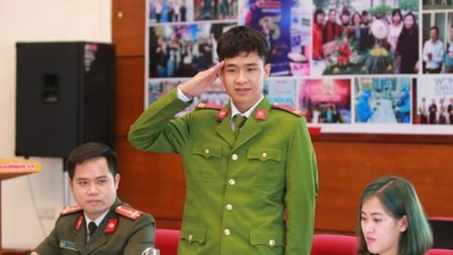 Chiến sĩ cứu hỏa trong đề cử Gương mặt trẻ Việt Nam tiêu biểu: 'Sẵn sàng vì dân quên mình'