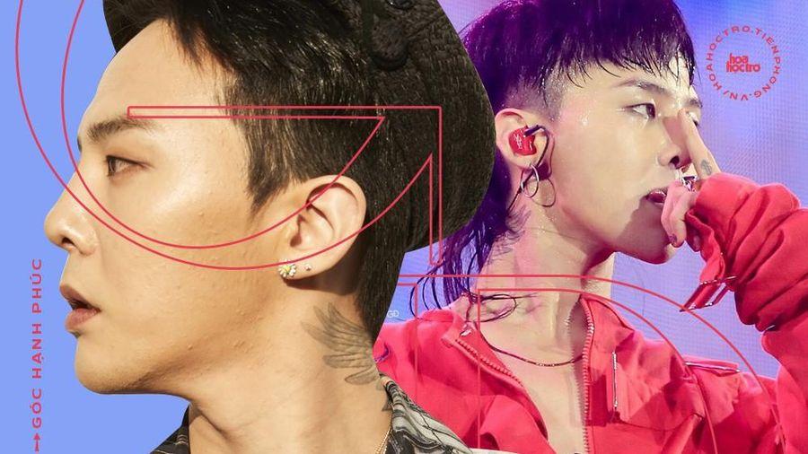 Nhắm chịu được những điều này thì hẵng hẹn hò một anh chàng cực phẩm như G-Dragon!