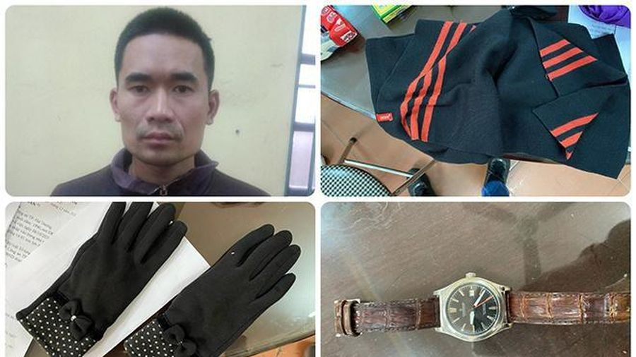 Tên trộm 'biến thái' dùng nhiều chiêu lạ đột nhập trộm cắp tài sản