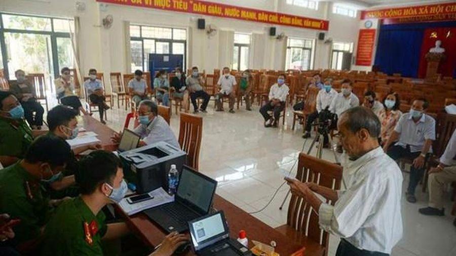 Đà Nẵng: Giảm thời gian thủ tục cấp căn cước còn 5 phút