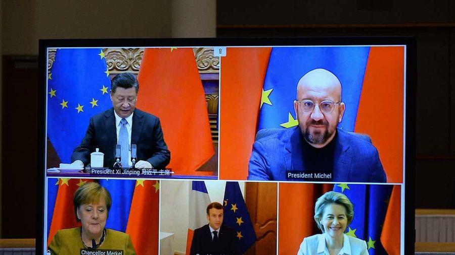 Ông Biden khó thuyết phục châu Âu rắn với Nga, Trung Quốc