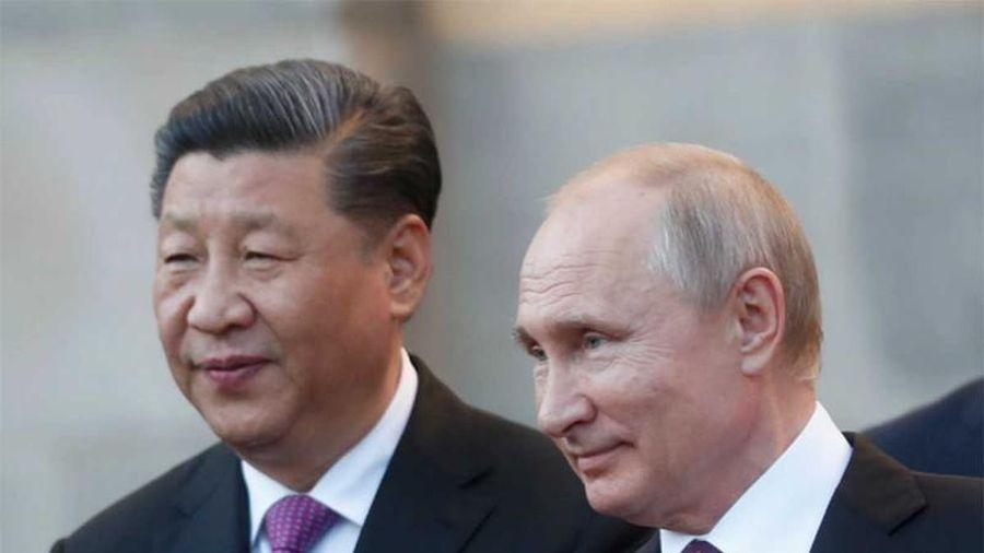 Liệu Nga, Trung có liên minh đối phó Mỹ?