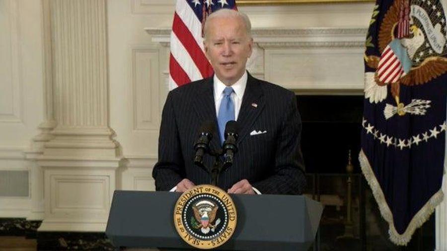 Mỹ cân nhắc phản ứng quân sự sau vụ pháo kích vào căn cứ ở Iraq