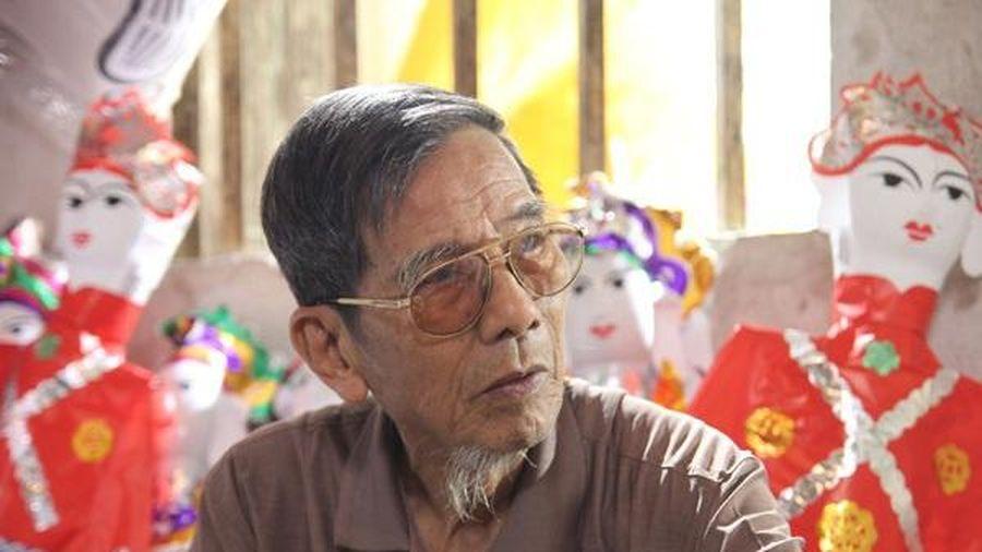 Tang lễ NSND Trần Hạnh